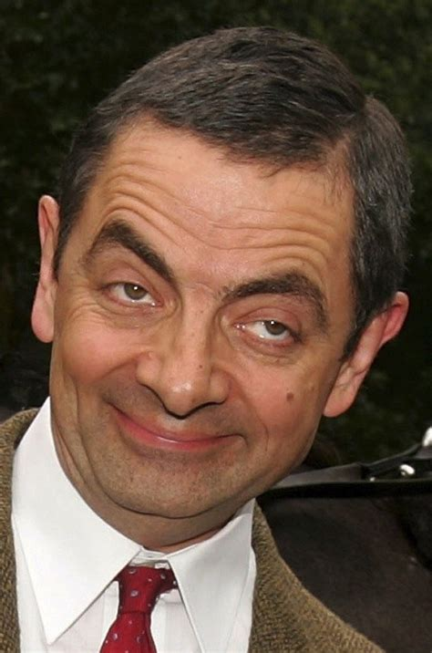 actor who looks like mr bean mr bean is nothing like mr bean in real life