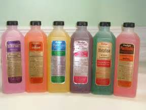 Dodge Chemicals Embalming Fluids Various Arterial Solutions Comprised Of