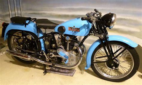 Oldtimer Motorrad 4 Takt by Bianchi Es 250 Italienisches Oldtimer Motorrad Baujahr
