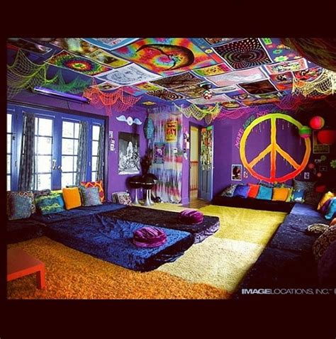 hippie rooms hippie room new room basement shabby chic and poster