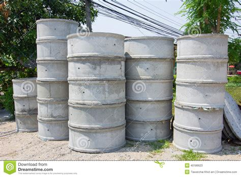 septic tanks for sale concrete septic tank for sale in thailand stock image image 40186623