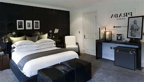 parete nera da letto pareti nere per la da letto foto 18 42