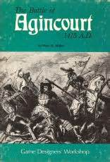 the battle of agincourt books series 120 designers workshop gdw wayne s books