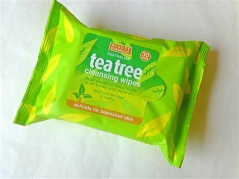 Detox Tea Australia Reviews by Formulas Australian Tea Tree Cleansing Wipes Review