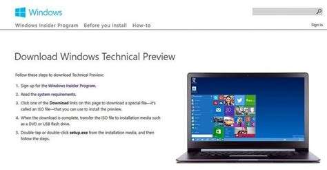 install windows 10 technical preview 10 things you should know before installing windows 10