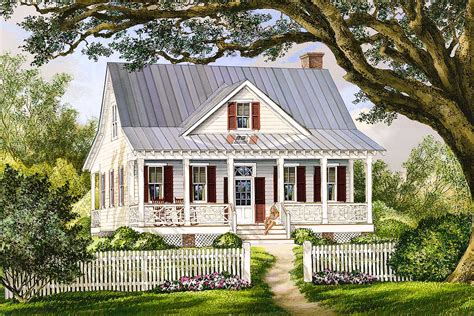 House Plans With Front And Back Porches by Porches Front And Back 32422wp Architectural Designs