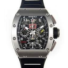 Richard Mille Rm 011 Felipe Massa Steel Gold On Rubber richard mille rm 011 flyback chronograph felipe massa titanium watchreport