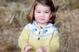 princess charlotte princess charlotte s second birthday marked with new royal