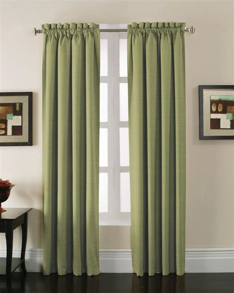 sage curtains drapes stockton sage blackout panel cover your windows with