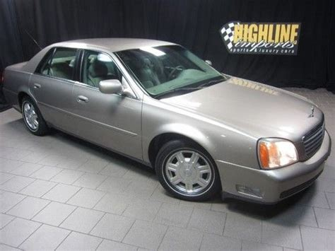 how to sell used cars 2004 cadillac deville seat position control buy used 2004 cadillac deville in easton pennsylvania united states for us 4 900 00