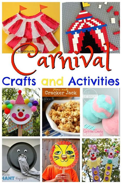 carnival themes for preschool best 25 carnival theme crafts ideas on pinterest circus