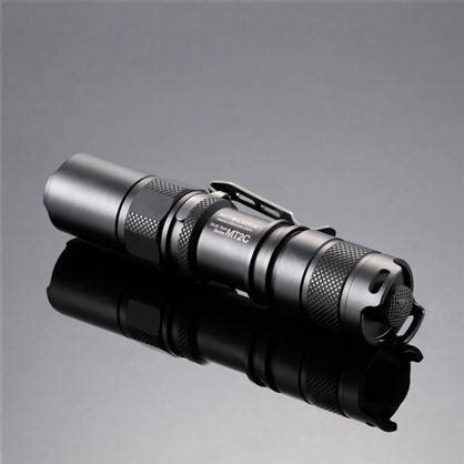Senter Cree R5 nitecore mt2c senter led cree xp g r5 360 lumens black