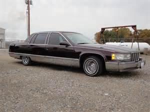 95 Cadillac Fleetwood Lowrider Fleetwood Cadillac