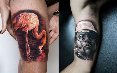 hyper realistic tattoos hyperrealistic tattoos by italian based artist paolo murtas