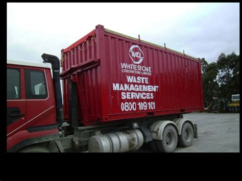 waste management plant hire gravel sales whitestone