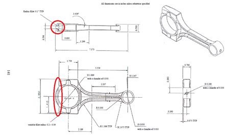 stuck in layout view autocad how to mdoel a connecting rod in catia grabcad questions