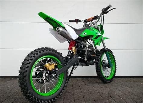 125ccm Motorrad Online Shop by Pitbike Dirtbike 125ccm Crossbike Kinder Cross Motocross