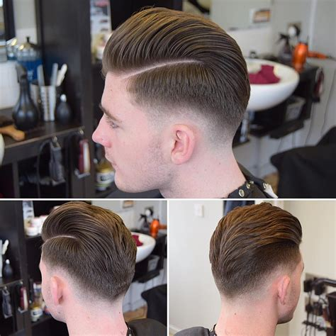 hairtyle faded on the sides mong good haircuts for men 2018 guide