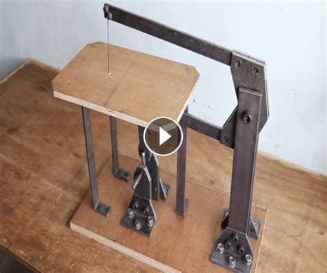 incredible woodworking     drill powered