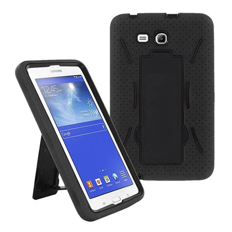 Cover Galaxy Tab 3 Lite heavy duty hybrid box stylus for samsung galaxy tab