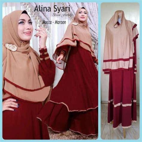 Gamis Sisca Syari syari hijabsyari01