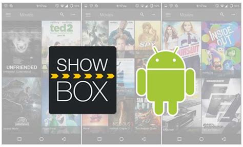 show box app android showbox for android show box
