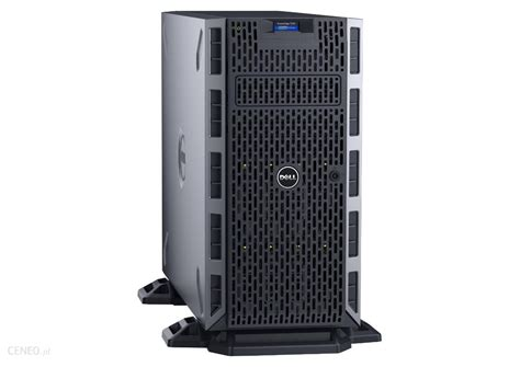 Server Dell Poweredge T330 serwer dell poweredge t330 52419545 opinie i ceny na