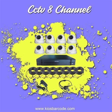 Paket Cctv 4 Ch Bisa Rekam Tinggal Colok Lgs Nyala promo ramadhan paket cctv murah dan bergaransi kios barcode