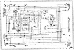 diagram 2 exterior lighting models up to 1987 wiring diagrams ford service and