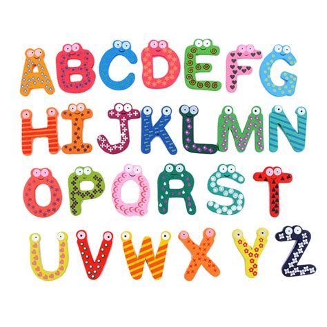 Kid Letters by Buy Wholesale Magnetic Wooden Letters From China