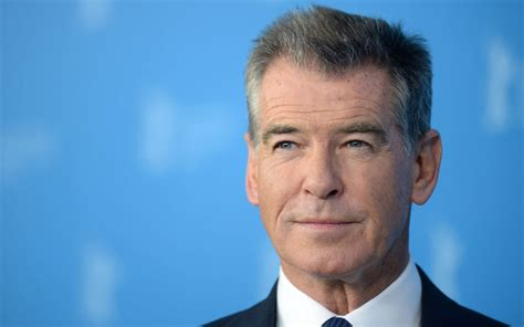 film terbaru pierce brosnan pierce brosnan i was never good enough as bond telegraph