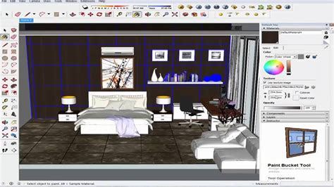 vray sketchup tutorial for beginners tutorial vray sketchup vray interior bedroom sketchup