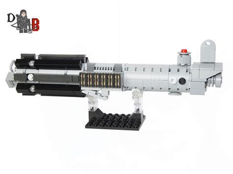 Lego Lightsaber Glow In The White anakin luke rey s graflex lightsaber demonhunter bricks