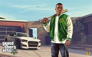 new gta v artwork celebrates anniversary gta 5 cheats