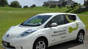 Electric Vehicles Dunedin Peppy Electric Cars A Buzz For Vector Staff 1 News Now