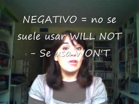 preguntas con will won t lesson 14 future with will wmv youtube
