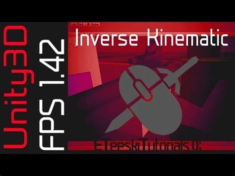 unity tutorial ik inverse kinematics scripting tutorial searching unity forum
