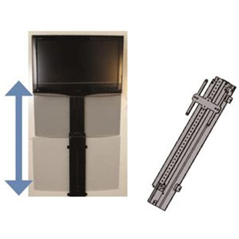 amazon com mor ryde tv20001h motorized vertical tv wall