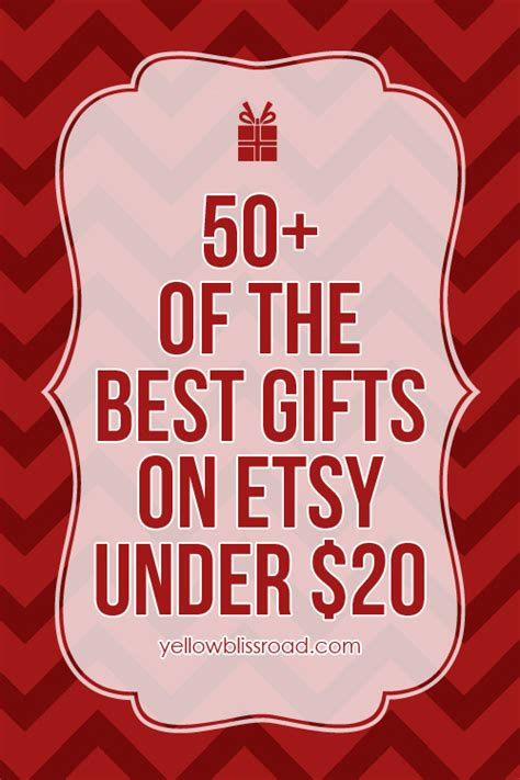 Where Can You Get Etsy Gift Cards - 50 of the best gifts on etsy yellow bliss road