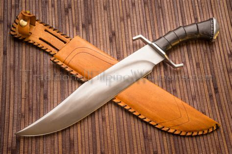 Best Home Design Books Tfw Bowie Knife Traditional Filipino Weapons