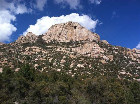 granite mountain prescott arizona chronic climber - Where Was Granite Mountain