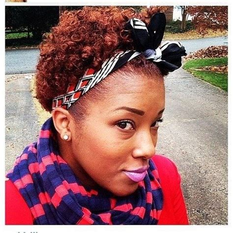 afro hairstyles with scarves 159 best twa hairstyles images on pinterest short films