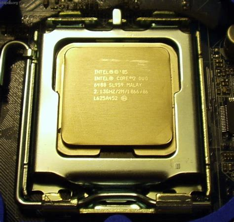Processor 2 Duo E6400 213 Ghz Proc Core2 Duo Murah Bergaransi intel 2 duo processor e6400 2m cache 2 13 ghz 1066 fps clickbd