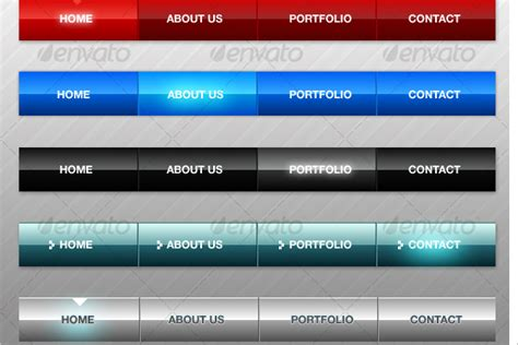 11 Navigation Bar Templates Free Design Templates Navigation Bar Templates