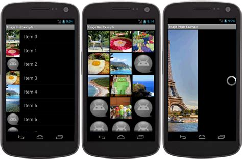 android loader android universal image loader cache size