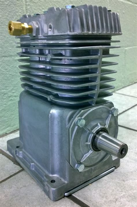 coleman powermate blackmax sanborn air compressor pump