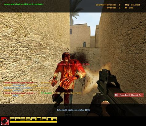 counter strike zombie mod game free download zombie mod reloaded counter strike source modding tools
