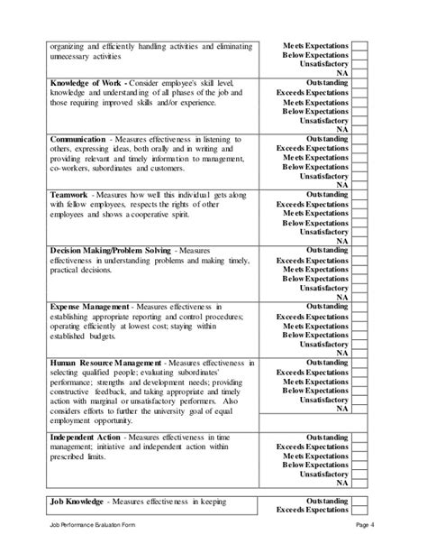 Appraisal Letter For Project Manager technical project manager performance appraisal