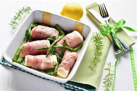 come cucinare i cuori di merluzzo cuori di merluzzo con speck e asparagi adatta la ricetta