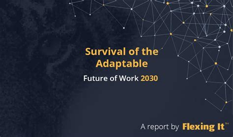 leadership for future of work 9 ways to build career edge robots with human creativity books survival of the adaptable future of work 2030 flexing